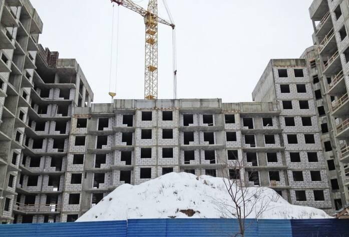ЖК «Дом у Разлива»: ход строительства (февраль 2016)