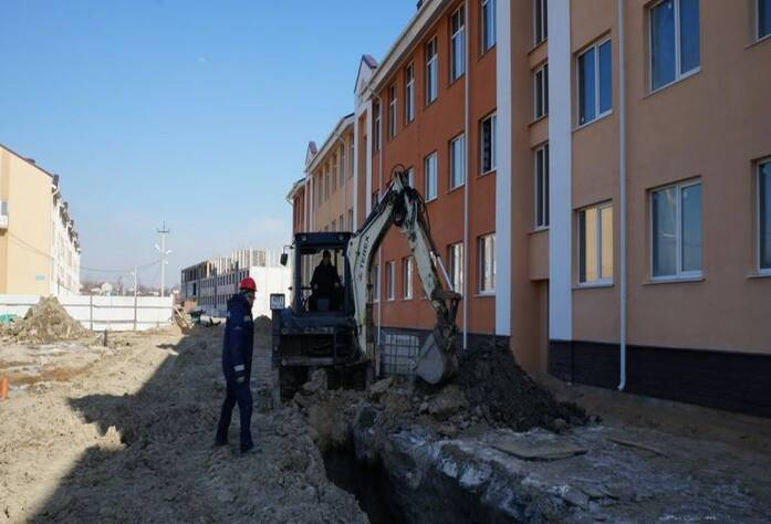 ЖК «Румболово Сити»: ход строительства (23.03.2016)