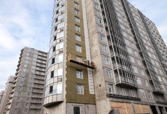ЖК «Город мастеров»: ход строительства (12.03.2016)
