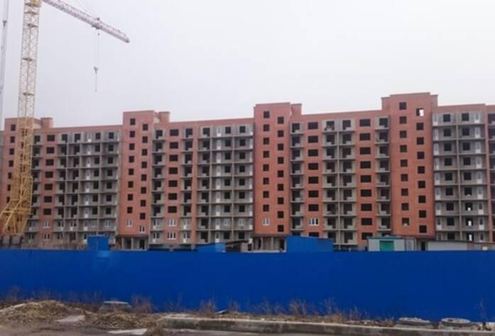 ЖК «Ново-Антропшино»: ход строительства (март 2016)