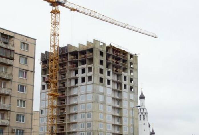 ЖК «Невский эталон»: ход строительства (март 2016)