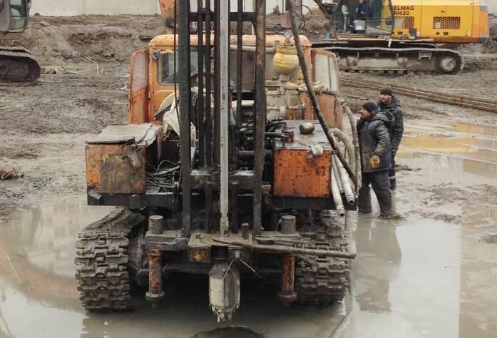 ЖК «Шуваловский Park»: ход строительства (февраль 2016)