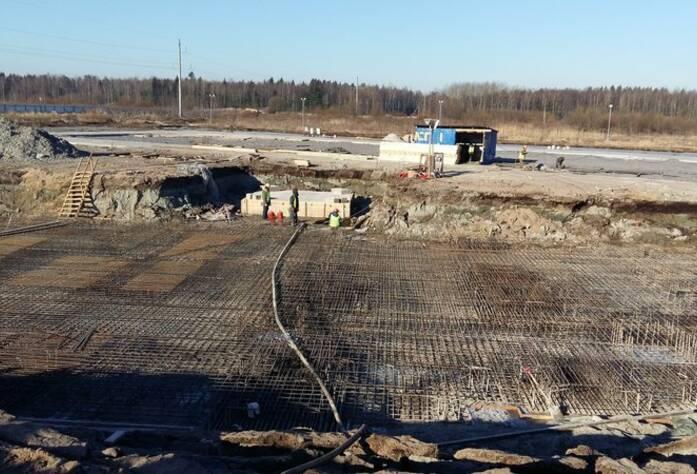 ЖК «Яркий»: ход строительства (28.03.2016)