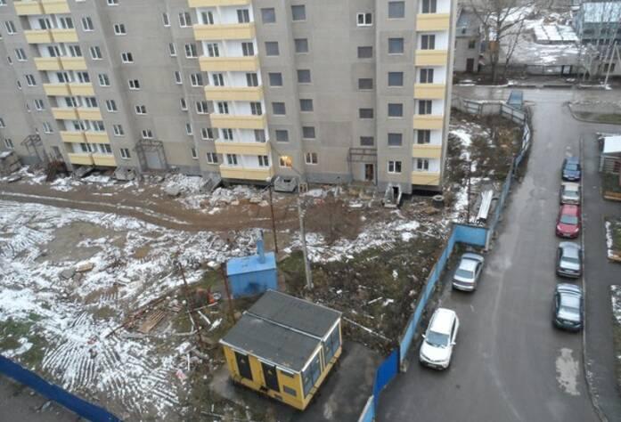 ЖК «Дом Хороших Квартир», 11 корпус (декабрь 2015)