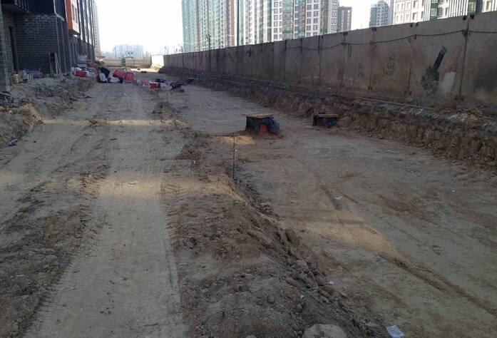 ЖК «Десяткино»: ход строительства 1 корпуса (28.03.2016)