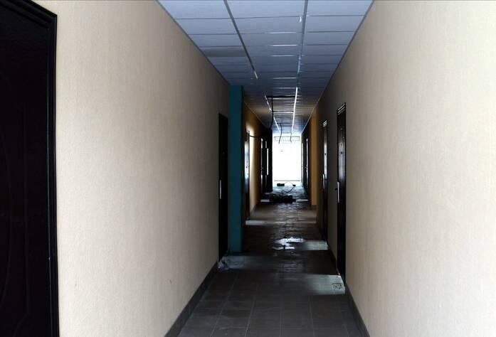 ЖК «Город Детства»: внутри корпуса 8 (февраль 2016)