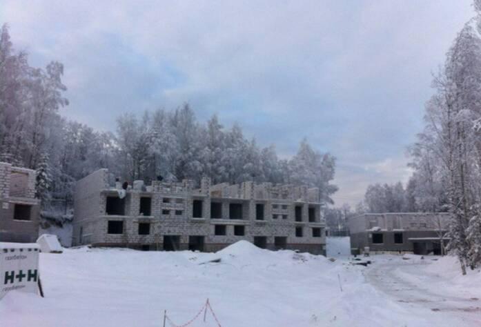 ЖК «Близкое» (январь 2016)