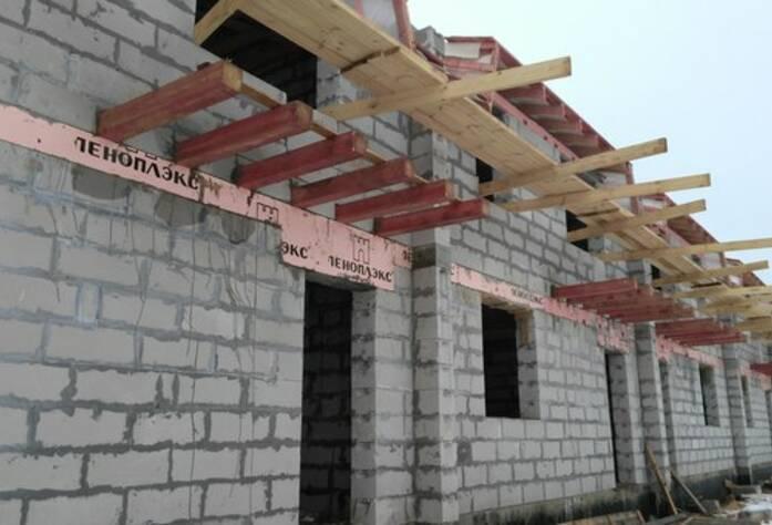 ЖК «Кивеннапа-Юг»: ход строительства (06.03.2016)