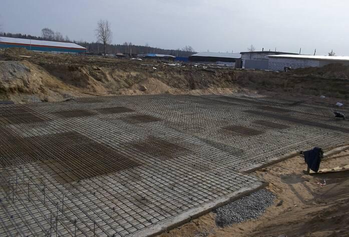 ЖК «Барская усадьба»: ход строительства (март 2016)