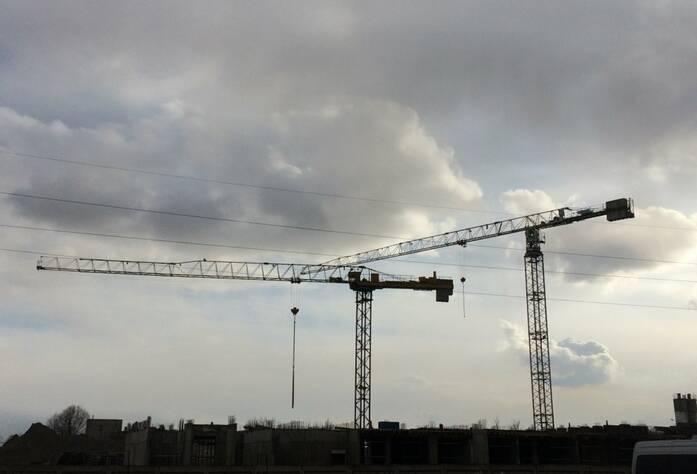 ЖК «Шушары» («Дальпитерстрой»): ход строительства корпуса 40.1 (март 2016)