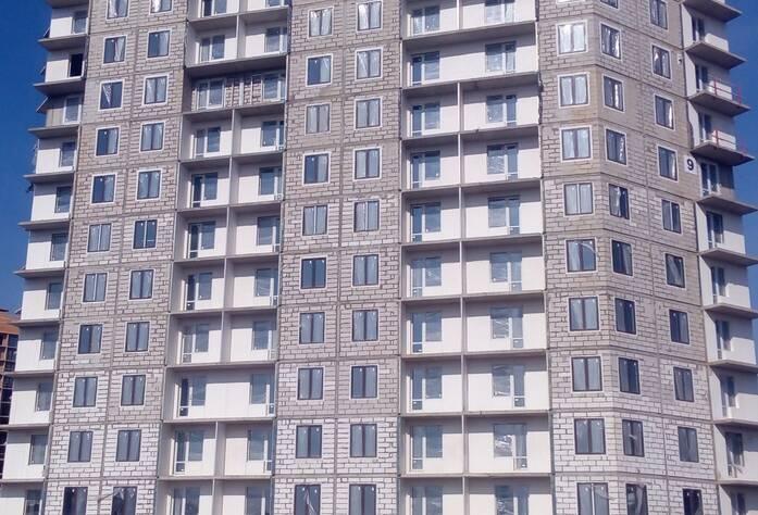 ЖК «Пифагор»: ход строительства (30.03.2016)