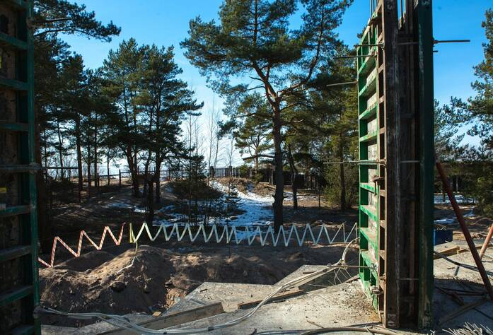 Санаторно-курортный комплекс «Светлый мир «Внутри» (23.03.16)