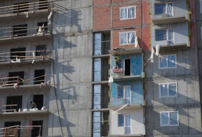 ЖК «Чистое небо»: ход строительства (27.03.2016)