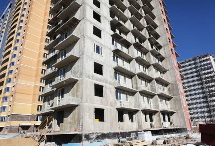 ЖК «Мой город»: ход строительства
