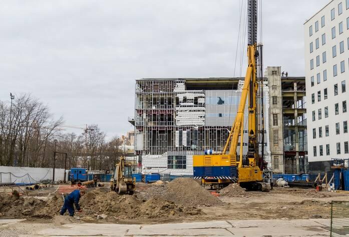 ЖК «Life-Приморский»: ход строительства II очереди