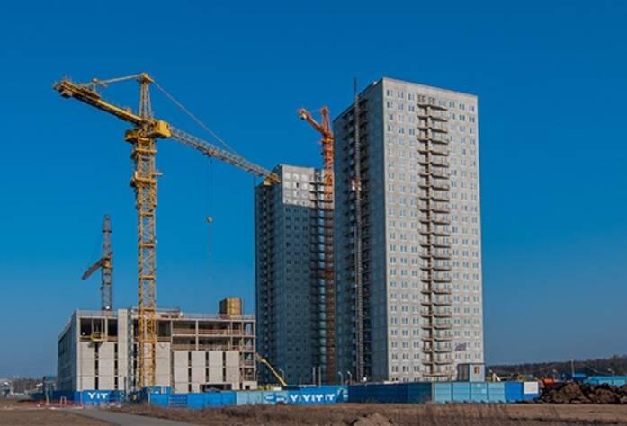 ЖК «Новоорловский»: ход строительства корпусов 1.1.1 и 1.1.2