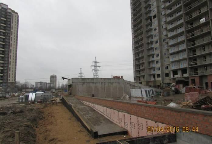 ЖК «На Заречной»: ход строительства I очереди