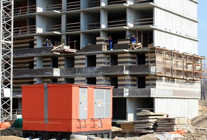 ЖК «Новое Мурино»: ход строительства