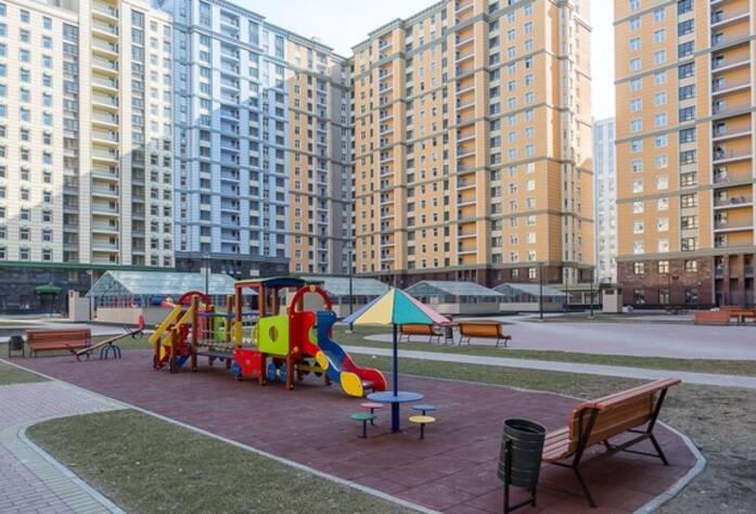 ЖК «Времена года»: детская площадка
