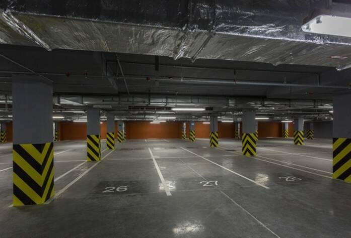 ЖК «Времена года»: паркинг