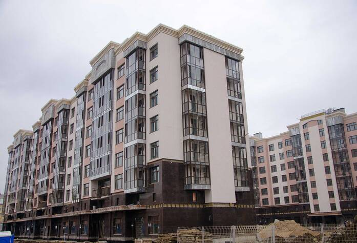 ЖК «Московский квартал»: ход строительства II очереди