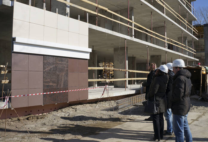 МФК «Елагин апарт»: ход строительства