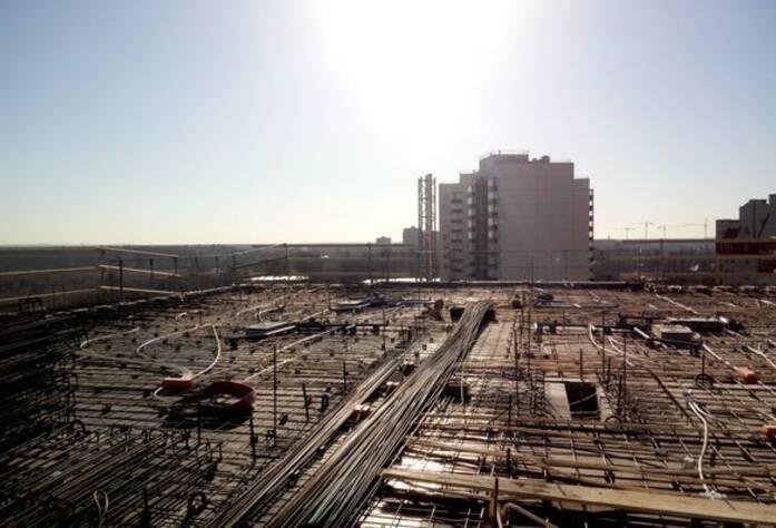 ЖК «Эланд»: ход строительства VIII очереди