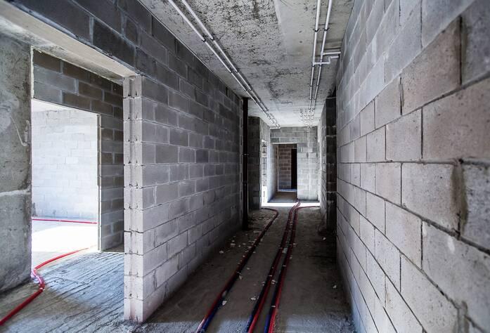 ЖК «Лиственный»: ход строительства, внутри дома