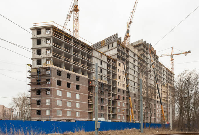 ЖК «Стереос»: ход строительства