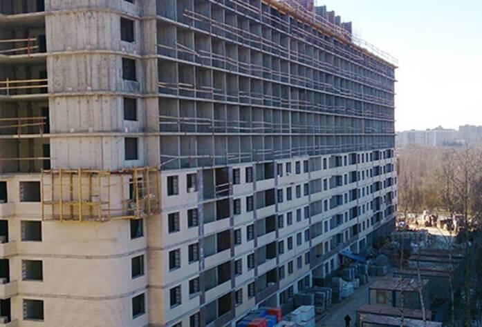 ЖК «Весна-2»: ход строительства