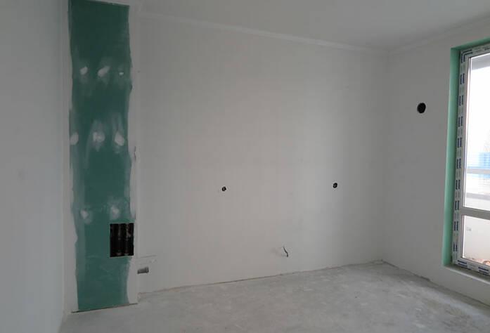 Малоэтажный ЖК «Новое Сертолово»: отделка внутри корпуса 1 первой очереди