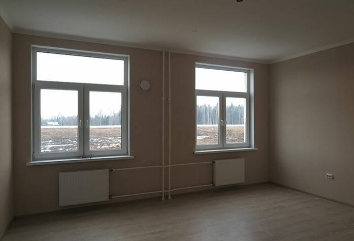 Малоэтажный ЖК «Новое Сертолово»: отделка внутри корпуса 3 первой очереди