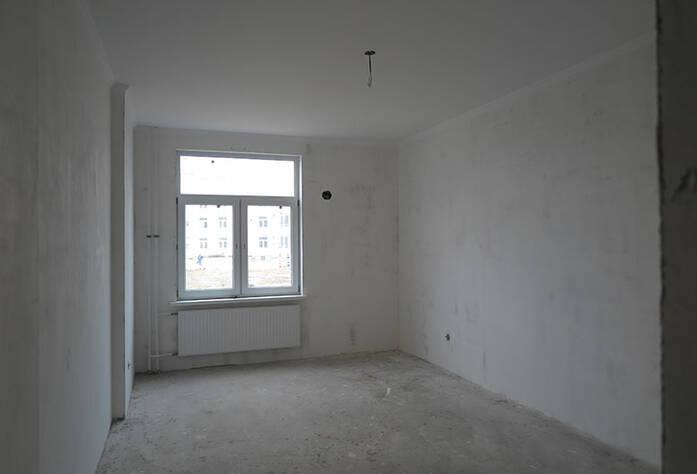 Малоэтажный ЖК «Новое Сертолово»: отделка внутри корпуса 4 первой очереди