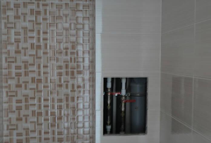 Малоэтажный ЖК «Новое Сертолово»: отделка внутри корпуса 6 первой очереди