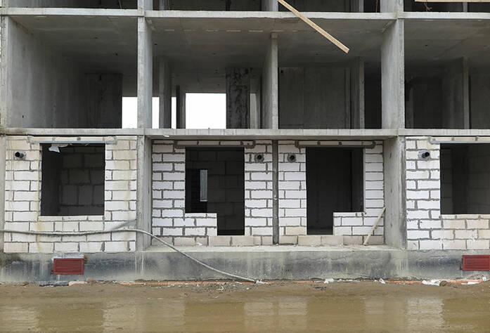 Малоэтажный ЖК «Новое Сертолово»: ход строительства корпуса 6 второй очереди