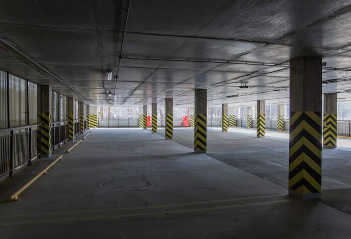 ЖК «Лиственный»: ход строительства, паркинг