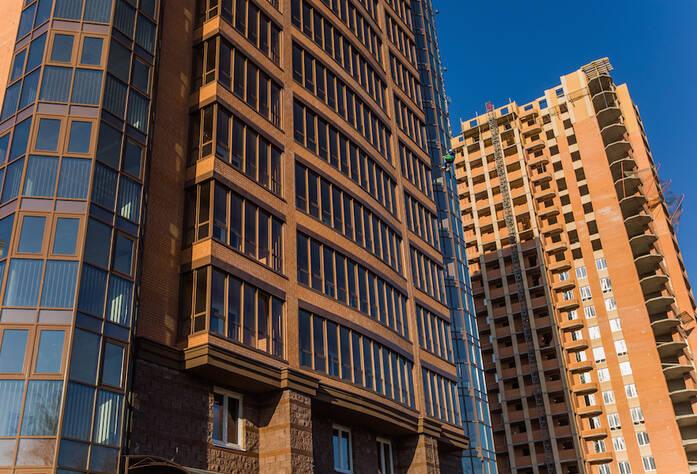 ЖК «Лиственный»: ход строительства, фасад