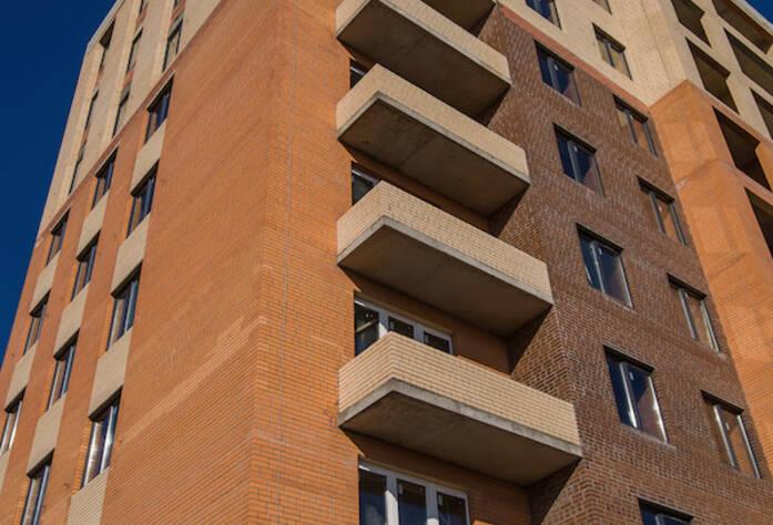 ЖК «NewПитер»: ход строительства, фасад