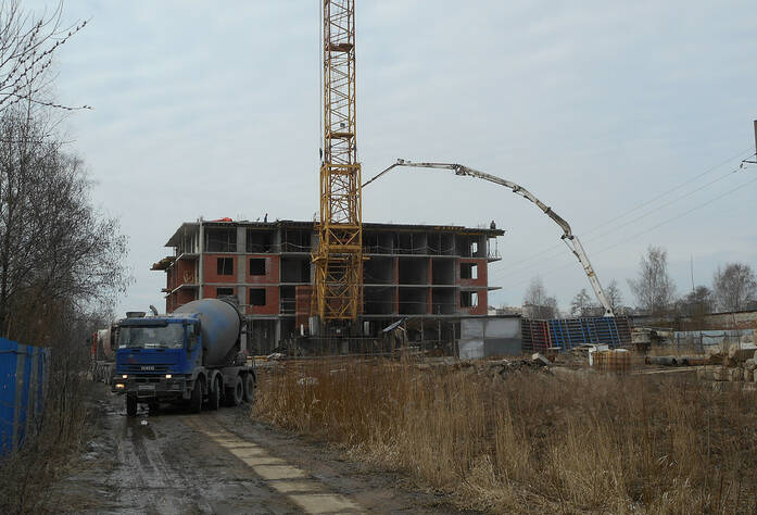 ЖК «Воронцов»: ход строительства