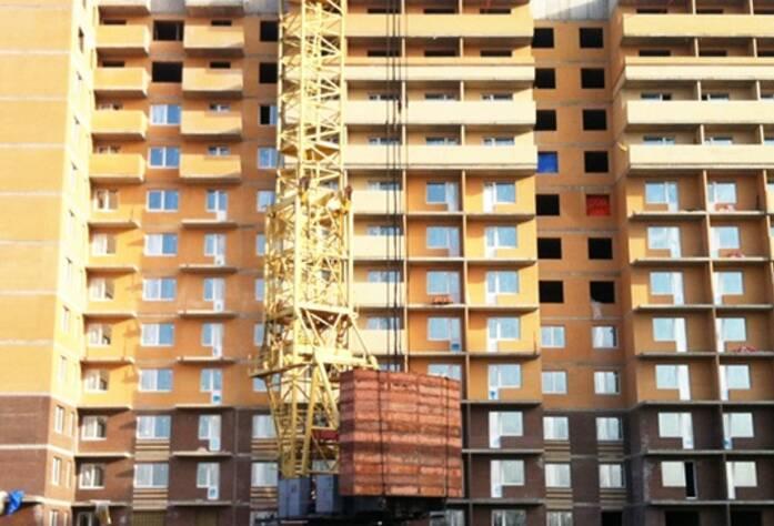 ЖК «Новое Янино»: ход строительства корпуса Е