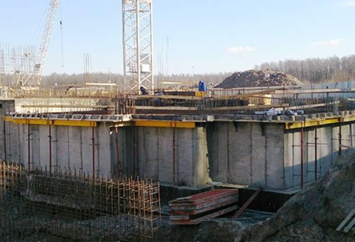 ЖК «Весна-3»: ход строительства корпуса 1