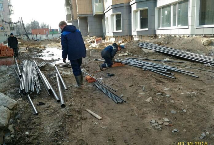 ЖК «Новая Скандинавия»: ход строительства
