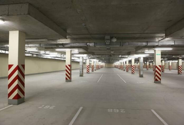 ЖК «Union»: паркинг