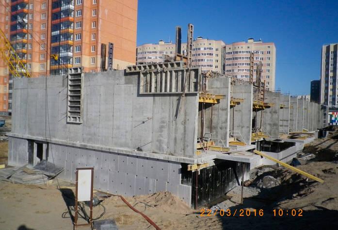 ЖК «Радужный»: ход строительства корпуса 7