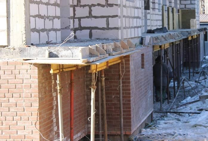 ЖК «Черничная поляна»: 11 корпус, наращивание балконов