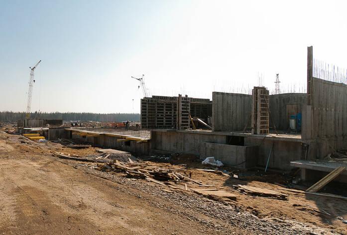 ЖК «Чистый ручей»: ход строительства корпуса 2