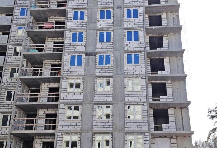 ЖК «Дом у Разлива»: ход строительства