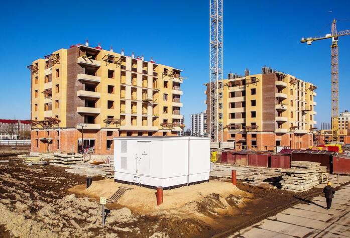 ЖК «NewПитер»: ход строительства