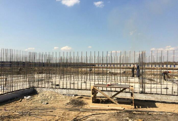 МЖК «Итальянский квартал»: ход строительства корпуса 2