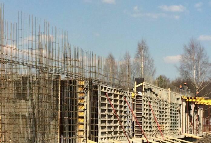 МЖК «Итальянский квартал»: ход строительства корпуса 1